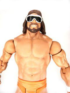Mattel WWE Macho Man Randy Savage WWE Series 26 Wrestlemania Heritage