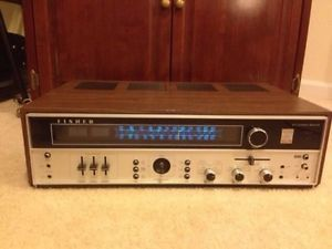 Vintage Fisher 414 4 2 Channel Stereo Receiver Working