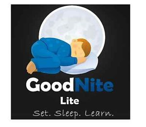 The Good Nite Lite Baby Behavioral Modification Night Light