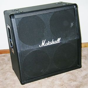 Marshall MG412CF 4x12 Guitar Speaker Cabinet Slant