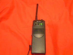 Cobra Citizens Band 2 Way Portable Radio Model HH35 40 Channel