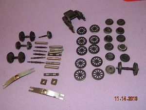 Lionel 700E 763E 773 5344 Hudson Truck Wheels Axel Berring' Other Parts 3