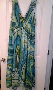 Womens Maxi Dresses 2X