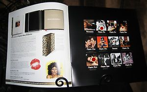Vanessa Del Rio 50 yrs of Slightly Slutty Behavior 2007 Original Promo 16 Page
