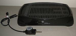 Vintage GE General Electric Grill Waffle Baker A2G48T Chrome Griddle ...