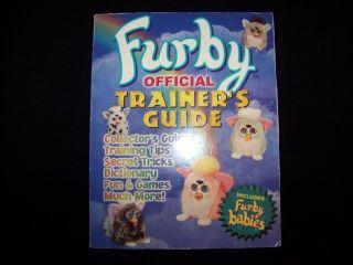 1999 Furby Babies