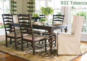 Universal Furniture Paula Deen Home 5 Piece Set Paula's Table 4 Mike's Side