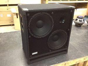B212 Avatar Bass Guitar Amp Speaker Cabinet Eminence Neo 12S 4 Ohm Cab