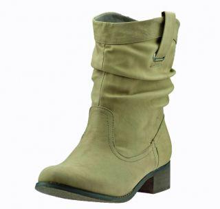 Neu Dolcis Boots Damenstiefel Western Damen Schuhe Stiefel 28 8 36 Winter Herbst
