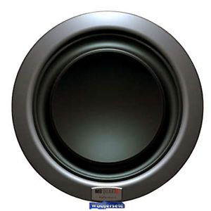 "RWE354 MB Quart Sub Reference 15"" DVC 4 Ohm 1400 Watt Bass Subwoofer Speaker"