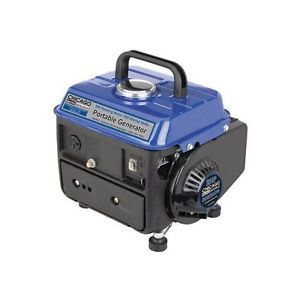 New Chicago Electric 66619 800 Rated Watts 900 Max Watts Portable Generator