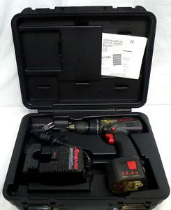 Snap on CDR3450 Cordless Drill w Charger and Battery Power Tools Great Buy