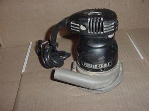 "Porter Cable Power Tools 5"" Random Orbit Sander Model 333 Quicksand"