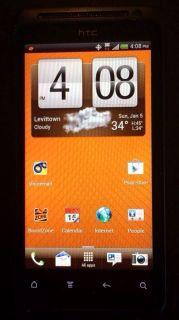 HTC EVO Design 4G 4GB Black Boost Mobile Smartphone 821793025564