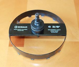 Kobalt  Recessed Light Hole Saw