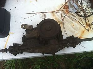 Murray Peerless 5 Speed Riding Lawn Mower Transmission Mid Engine 2003