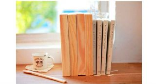 Poem 4U Cute Diary Planner with Wooden Box Gift for Kids Free Shipping 196 Pages