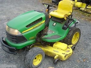 John Deere Lawn Tractor Transmission