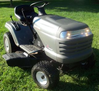 Craftsman LT1000 Lawn Mower Parts on PopScreen