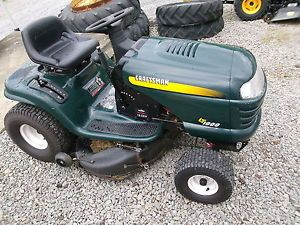 Craftsman Lawn Tractor Riding Mower 16 0 HP 42