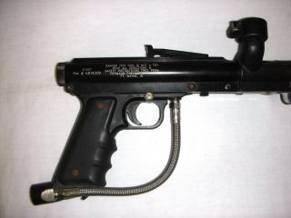 Tippmann Pro Carbine Vintage Paintball Gun Used Tippman Semi Auto Pro Carbine