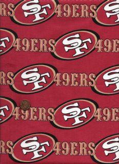 Custom Made 4U Medical Nurse Vet Scrub Top NFL San Francisco SF 49ers
