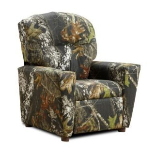 Mossy Oak Camouflage Kids Recliner 1300 1 MO by Kidz World New