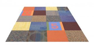 Interface Flor Carpet Tiles Festival Area Rug