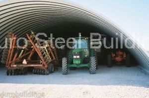 Duro Span Steel 42x84x17 Metal Buildings Direct Farm Storage Agricultural Sheds