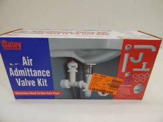 Mixed Lot of 7 Oatey Washing Machine Outlet Box Air Admittance Valve Kit 26509