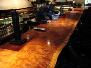 Epoxy Resin Commercial Grade Wood Bartop Tabletop Sealer Top Coating 3 4 Gal
