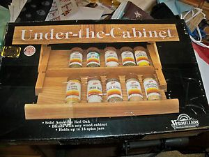 ... Under Cabinet Pull Down Spice Rack ...