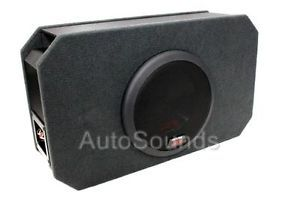 "Alpine SBR S8 4 8"" Ported Subwoofer Enclosure with 1000 Watt 8"" Type R Subwoofer"