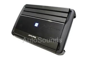 Alpine MRX M110 1100 Watt Monoblock Class D x Power Car Subwoofer Amplifier 793276011749