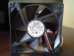 Keep DC Brushless Fan 3 Pin 92mm Case Fan A9225L12S