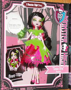 Monster High Scary Tales Draculaura