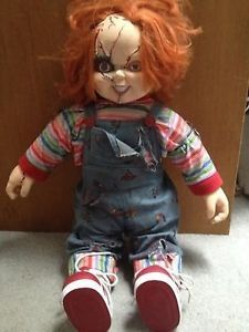 Rugrats Chuckie Doll