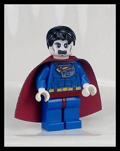 A75 Lego Batman Superman Joker DC Comic Marvel Bizarro Minifig Super Hero Villan
