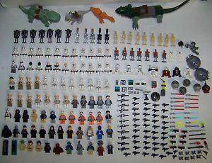 Lego Star Wars Huge Lot