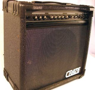 Crate GX 30M Electric Guitar Amplifier Amp Chorus FX