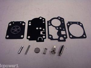 RB 168 Genuine Zama Carburetor Repair Kit for Poulan Weedeater 33cc Trimmer