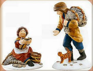 Treasure from The Sea New Department Dept 56 Dickens Village D56 DV