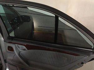 Mercedes Benz E Class W210 AMG Rear Side Window Roller Sun