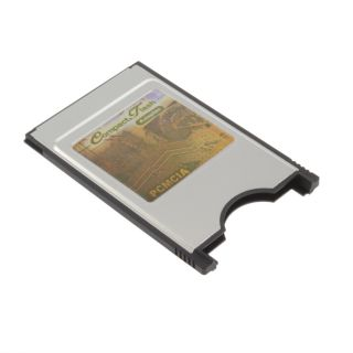 Compact Flash CF Type Card to Laptop PCMCIA Reader Adapter Converter O0