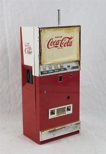 Vintage Westinghouse H419PN9 Coca Cola Machine Novelty Am FM
