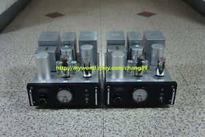Western Electric Altec 300B Single Ended Stereo Tube Power Amplifiers 310A 5Z3 W