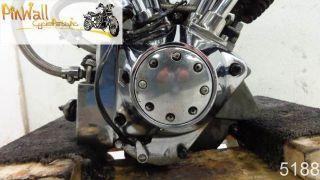 Harley Davidson 1967 Shovelhead Engine Cases