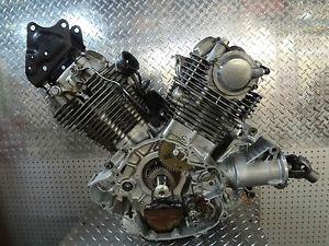 81 83 Yamaha XV750 XV 750 Virago Engine Motor w 14 562 Miles Bare