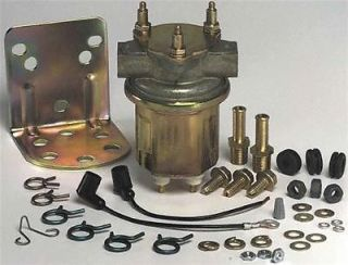 Carter Universal Rotary Vane Electric Fuel Pump 72 GPH 8 PSI P4594