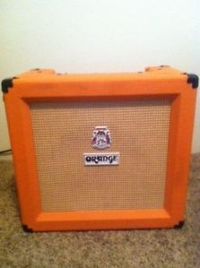 Orange Amplifiers TT15C Tiny Terror 1x12 15 Watt Combo Guitar Amplifier